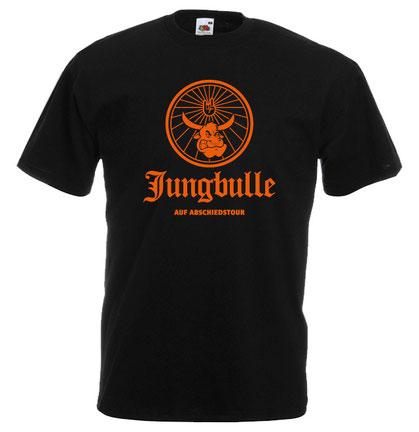 70 Junggesellenabschied t-shirt herren jga männertour jungbulle auf abschiedstour