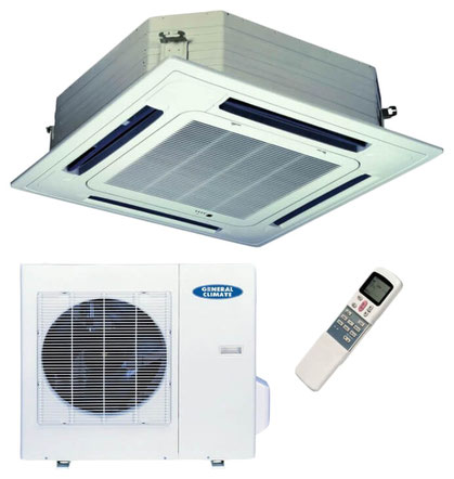 General Climate Air Conditioners Error Codes