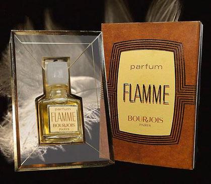 FLAMME - MINIATURE PARFUM DANS SA BOÎTE
