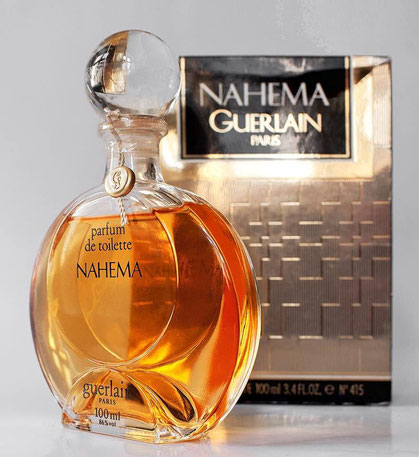1979 - NAHEMA - PARFUM DE TOILETTE 100 ML