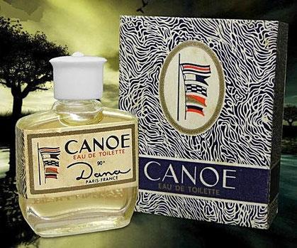 DANA : CANOE EAU DE TOILETTE - MINIATURE