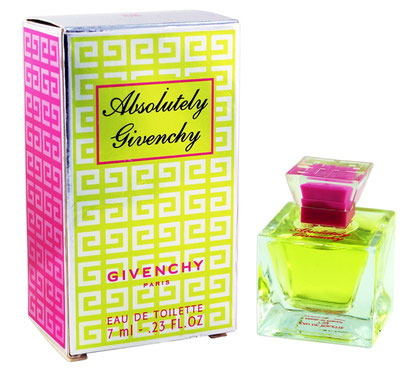 ABSOLUTELY GIVENCHY - EAU DE TOILETTE 7 ML - 2007