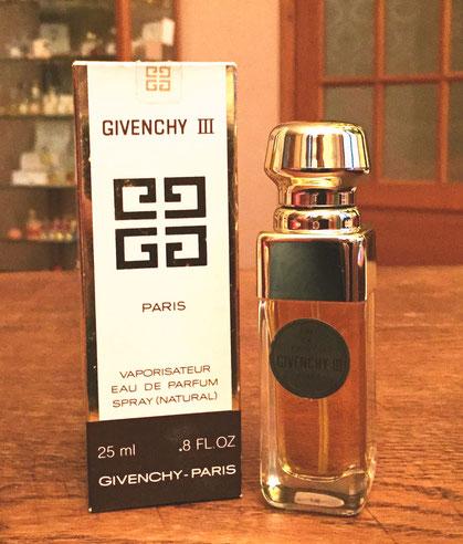 GIVENCHY  III  - VAPORISATEUR EAU DE PARFUM 25 ML