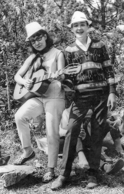 Mari & Miguel.
