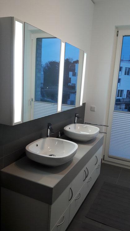 Badezimmer Hänge-/ Unterschrank 5 Morgen Dahlem