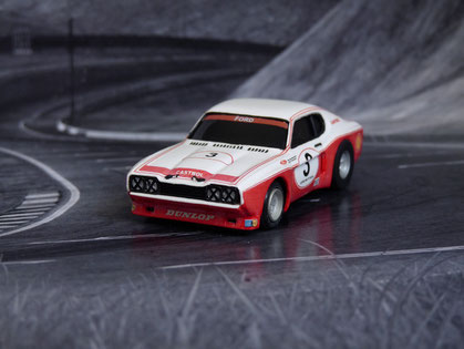 Faller AMS AURORA AFX G-Plus Ford Capri Cosworth RS