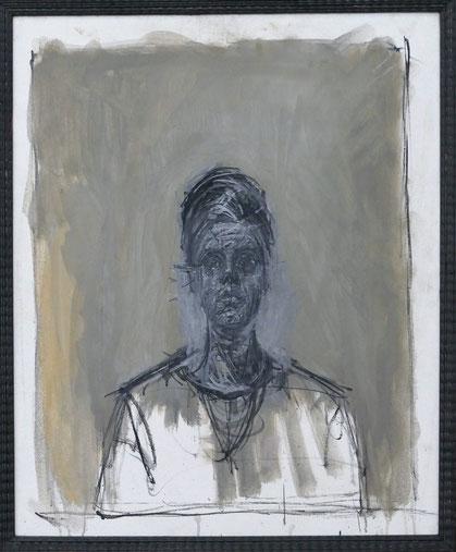 Alberto Giacometti : Caroline II, 1962