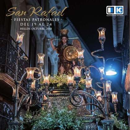 Fiestas de San Rafael en Hellin