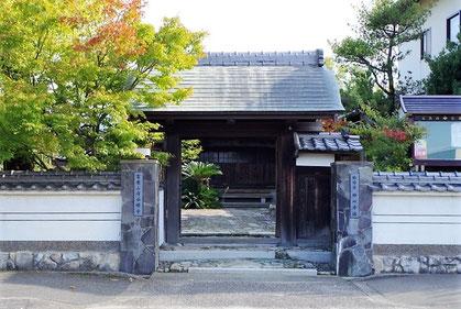 清谷寺本堂の写真