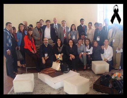 Quito (Ecuador) - 27 de octubre de 2012
