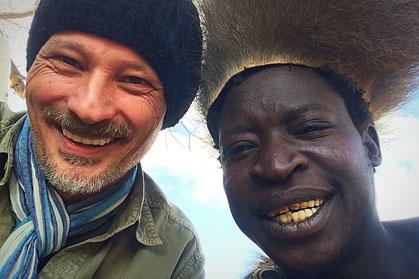 Hadzabe Bushmen und Gavrilo Vucic