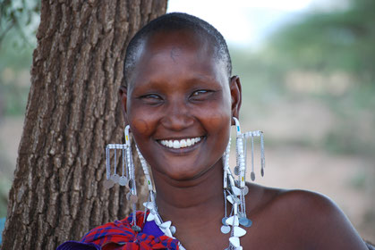 Massai Besuch