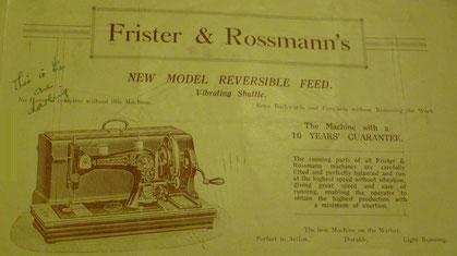 1931 Advert