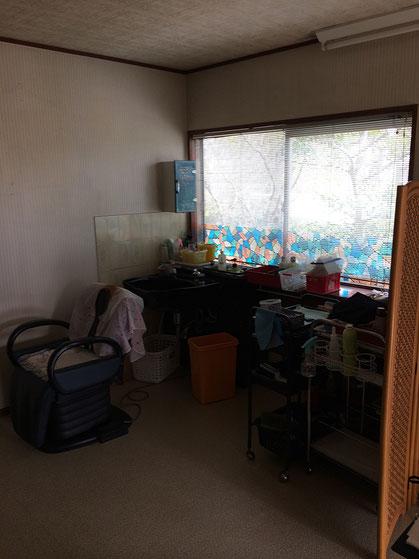 建築 施工例 岡山市美容室 店舗デザイン、内装