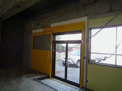 建築 施工例 岡山市のエステサロン 店舗デザイン、内装