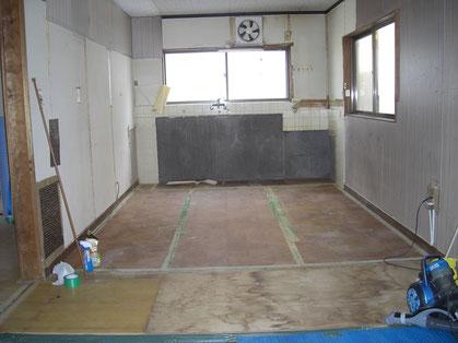建築 施工例 高知県の一戸建て住宅のリフォーム