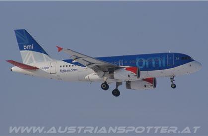 British Midland Airlines   1938 - 2012