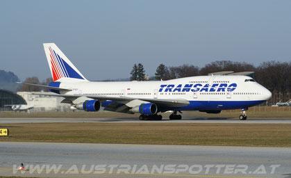 Transaero Airlines  1991 - 2015