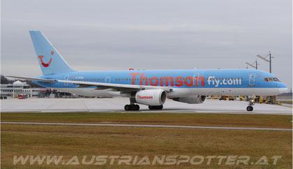 Thomsonfly  1962 - 2008