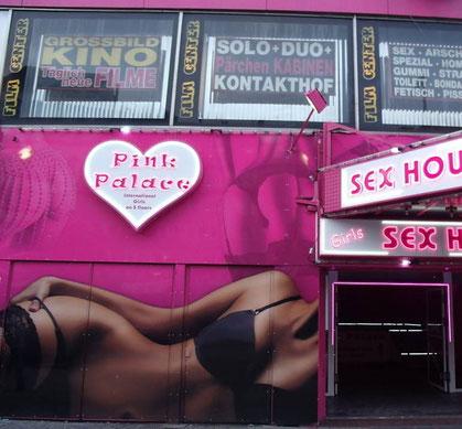 SEX HOUSE - Reeperbahn St. Pauli