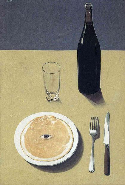 Самые известные картины Рене Магритта - портрет
