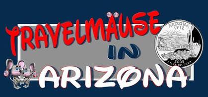 Wir sind wieder in Arizona und bleiben 6 Nächte in Page.