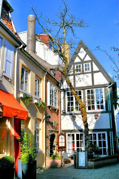 Der Schnoor in Bremen 27