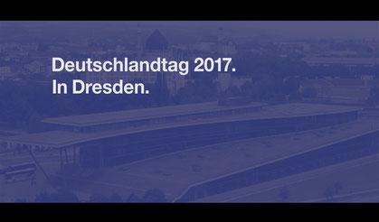Deutschlandtag 2017, Dresden, Junge Union