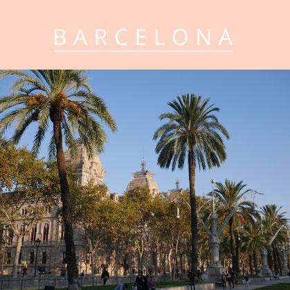 Hochzeit in Barcelona