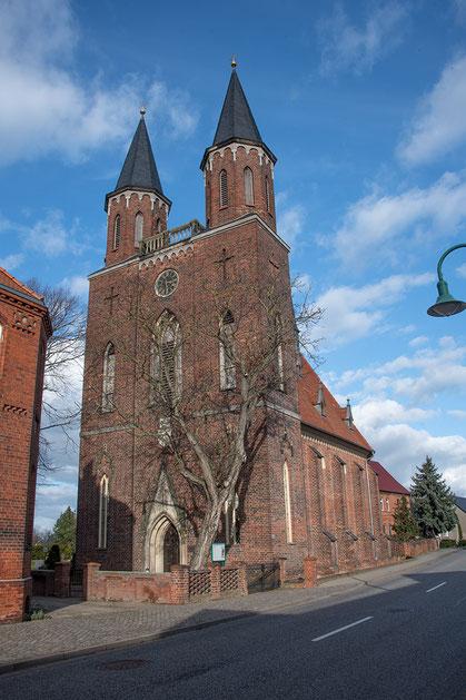 Kirche von Vockerode