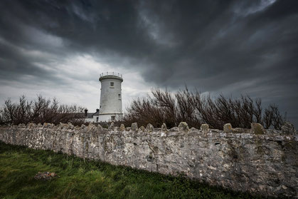 Nash Point - Low Lighthouse