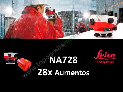 nivel automatico leica na728
