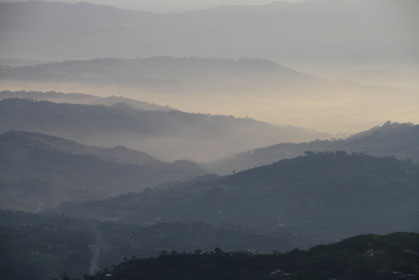 Kaffeeregion Reisen Manizales Kolumbien