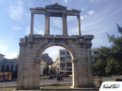 Poort van Hadrianus Athene