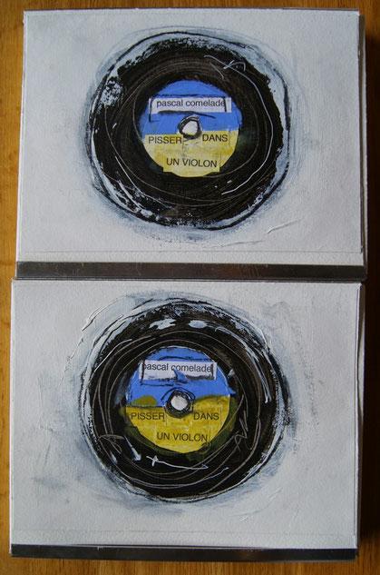 Pascal Comelade change son disque à chaque couverture