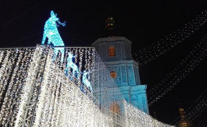 Xmas in Kiev