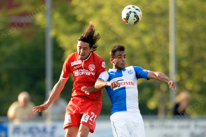 Nelson Ferreira (Thun) gegen Mahmoud Kahraba (GCZ)