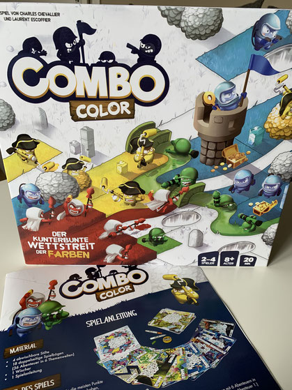 Combo Color Box