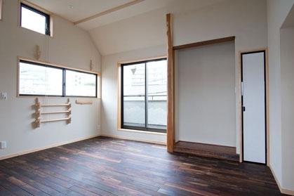 自然素材の家・注文住宅の施工例