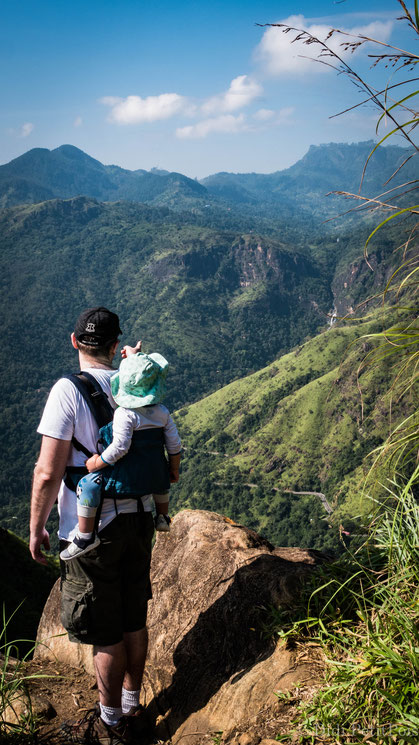 randonnée en famille Sri Lanka