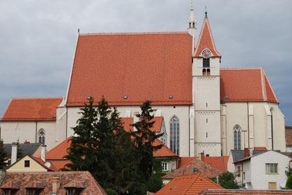 zu Kirche Eggenburg