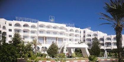 Hôtel Mouradi Palace
