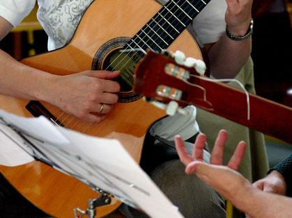 Gitarrenfestival Rotenburger Gitarrenwoche 2019: Meisterkurs und Gitarrenunterricht