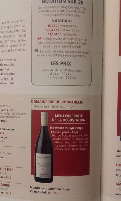 """Revue """"Bourgogne Aujourd'hui"""" N° 132"""