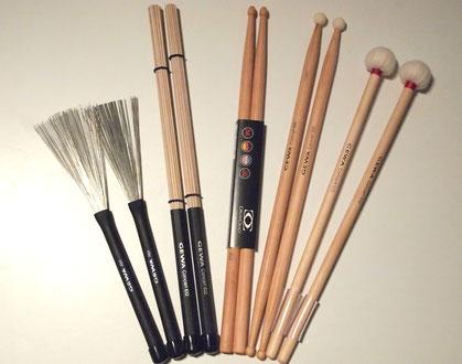 Angebot des Monats: Paukenschlägel von Expression Percussion auf www.paukenschlaegel.com