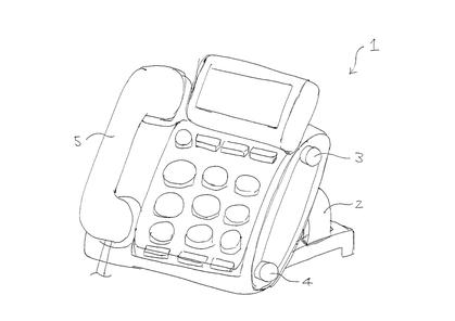 特許図面のラフスケッチ
