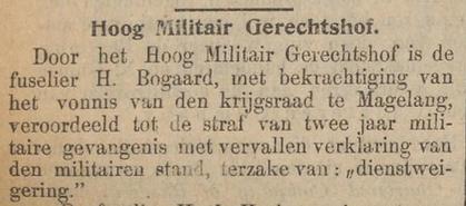 Het nieuws van den dag voor Nederlandsch-Indië 14-01-1909