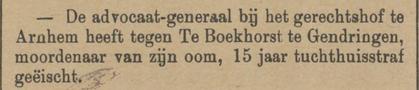 Tubantia 18-07-1885