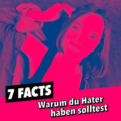 7 facts warum du hater haben solltest blog marie schwarz