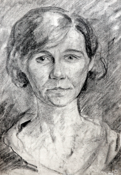 Erwin Bowien (1899-1972): Erna Heinen-Steinhoff, 1938